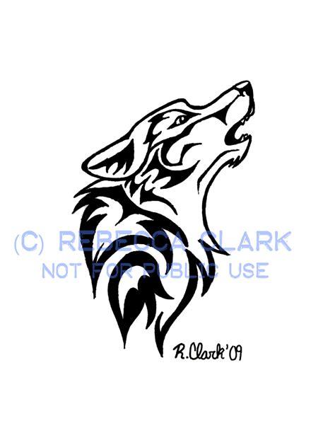 easy tattoo wolf simple wolf tattoos www imgkid com the image kid has it