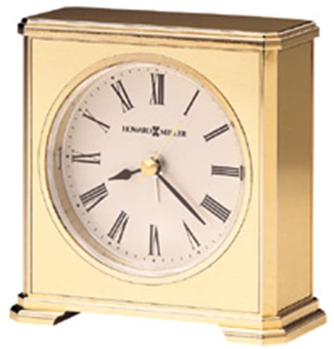 howard miller alarm clock 645 164 camden