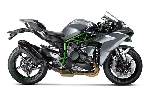 Motorrad Ninja H2 by Akrapovic Kawasaki Ninja H2 Motorrad Fotos Motorrad Bilder