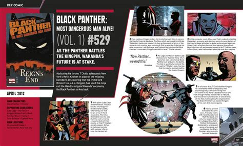 marvel black panther the ultimate guide marvel black panther the ultimate guide review impulse gamer