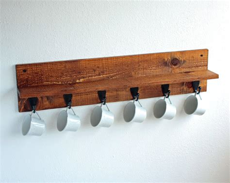 Shelf Mug Rack by Coffee Mug Rack Coffee Cup Holder Coffee Mug Holder Cup