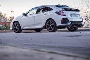 Honda Civic 2017 2017 Honda Civic Sport Plus Review 10th Generation The