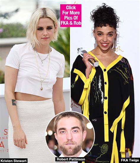 Kristen Stewart On Robert Pattinsons Relationship Fka Twigs Will | kristen stewart s advice for fka twigs robert pattinson