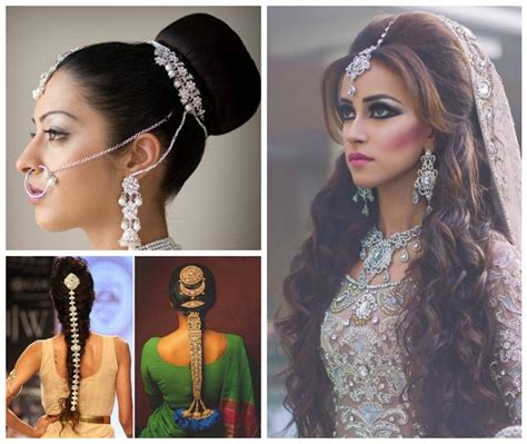 top  indian bridal hairstyles  thin hair bridal