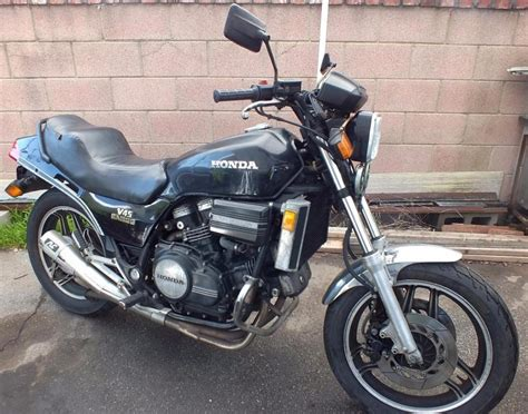 honda sabre 1982 honda v45 sabre motorcycles for sale