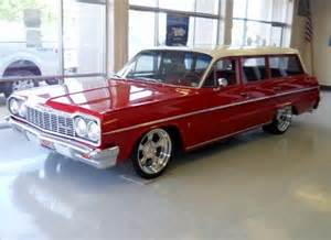 sell used 1964 chevrolet bel air wagon sharp no