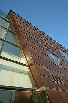 K Style Plastic Gutter Outside Corner - copper in architecture