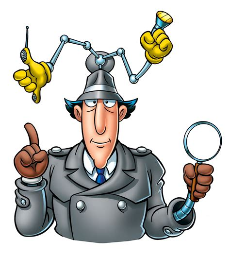 inspector gadget yes netflix is resurrecting inspector gadget