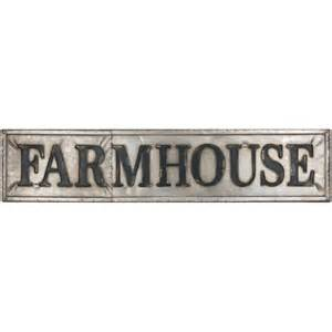 Cottage Kitchen Furniture Galvanized Metal Farmhouse Sign A Cottage In The City