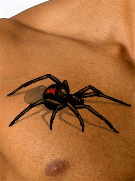 black widow spider tattoo 1000 ideas about spider on web