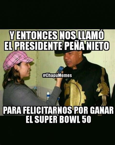 Memes Del Super Bowl - los mejores memes del super bowl 50