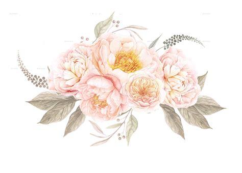 Flower Floral Vintage 6 vintage floral bouquets by larabriffa graphicriver