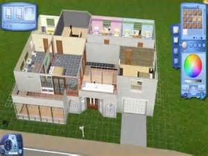 Simple Sims 3 House Plans Blueprints Only Sims 3 Family Home