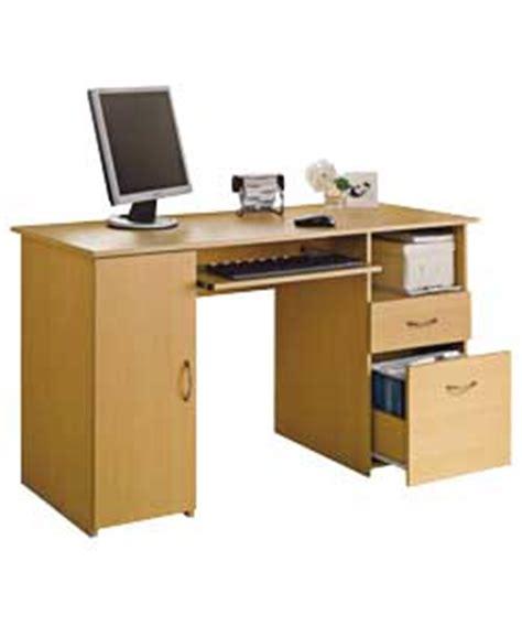 Small Corner Desk Argos Beech Computer Furniture Reviews
