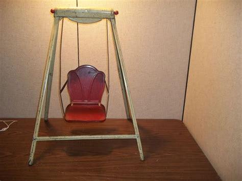 ebay baby swing vintage turner toy company wapakoneta ohio baby swing