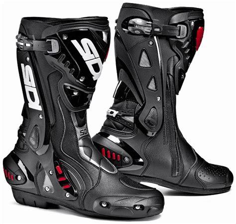 Sepatu Motocross Sidi sidi st motor laarzen sport zwart wit leuke mode