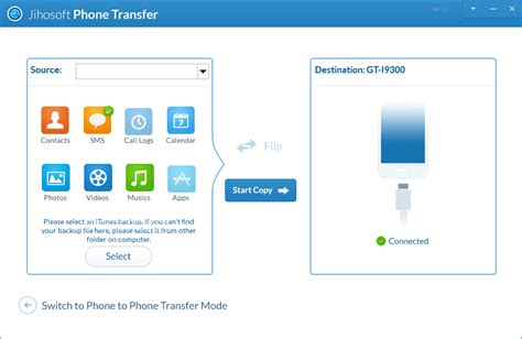 itunes for android phone jihosoft phone transfer