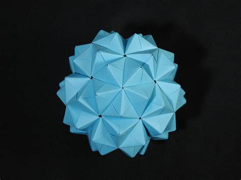 Dodecahedron Origami - dodecahedron modular origami flickr photo