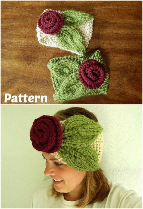crochet beautiful headbands for your with 30 easy and stylish knit and crochet headband patterns