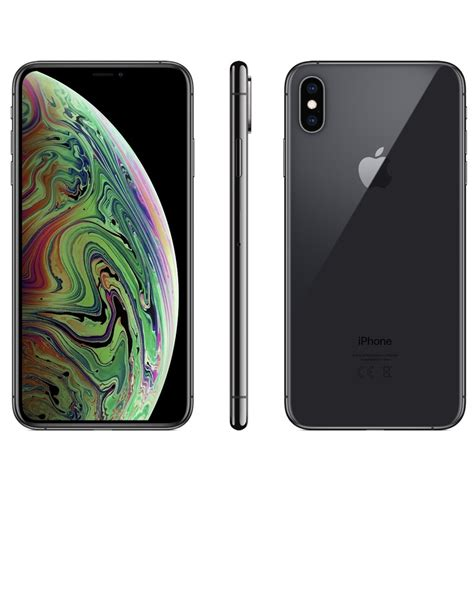 iphone xs max gb space gray iphone xs iphone