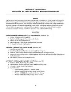 Tailor Resume Sle by Cover Letter Health Care