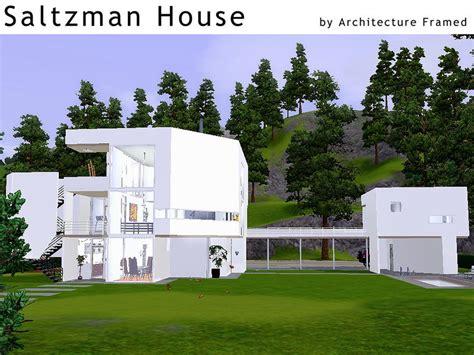 Saltzman House by Framedarchitecture S Saltzman House