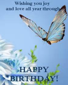 birthday cards with butterflies