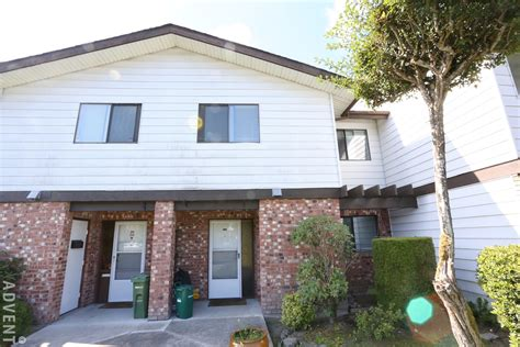 richmond 2 bedroom for rent townhouse rental richmond tiffany estates 6111 tiffany