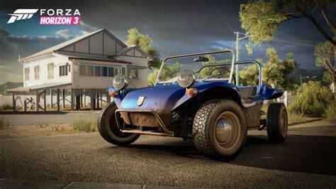 Forza Horizon 3 Adds Meyers Manx, Toyota FJ40 & More in