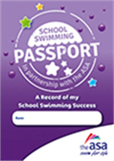 useful school swimming resources