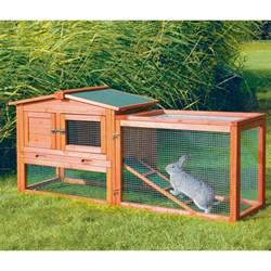 Trixie Rabbit Hutches Trixie Rabbit Hutch With Outdoor Run Extra Small