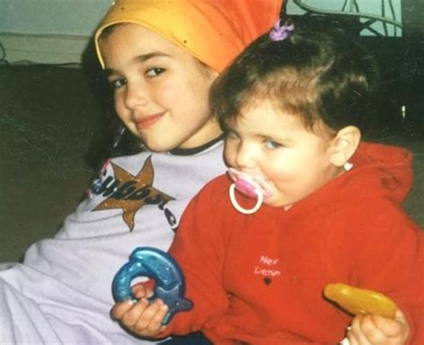 dua lipa childhood pics dua lipa s always had that sweet little smile you won t
