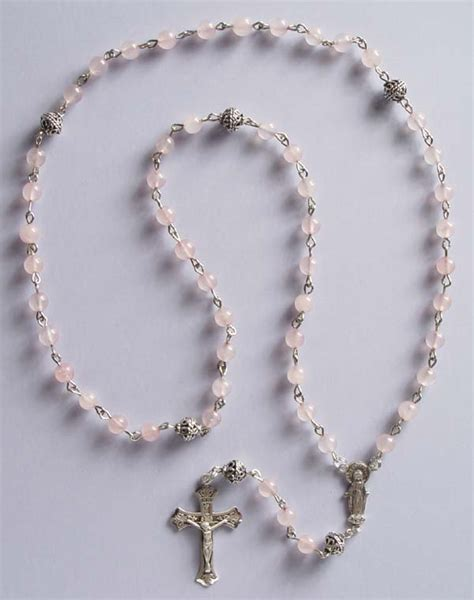 Handcrafted Rosaries - handmade rosaries necklace child rosary rosary