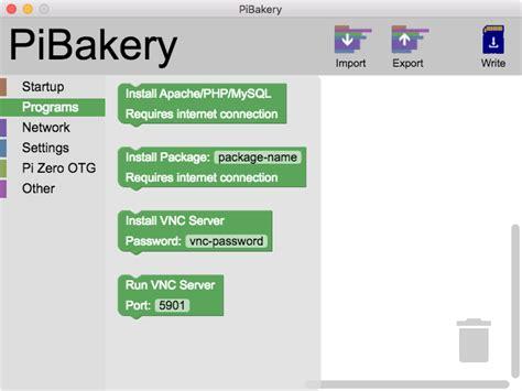 Raspberry Pi Custom Boot Image