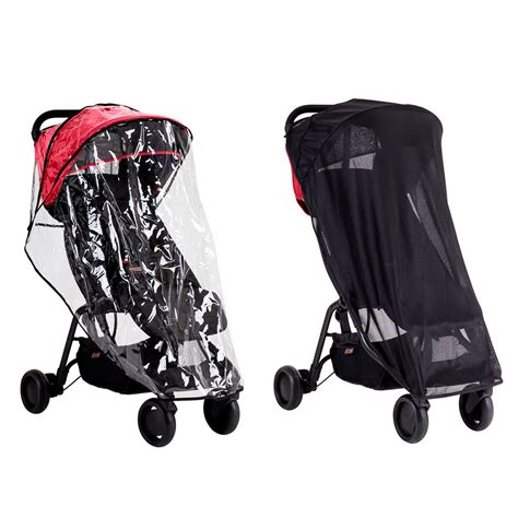 Tulipware Travel Set Mt New all weather covers for nano travel stroller mountain buggy