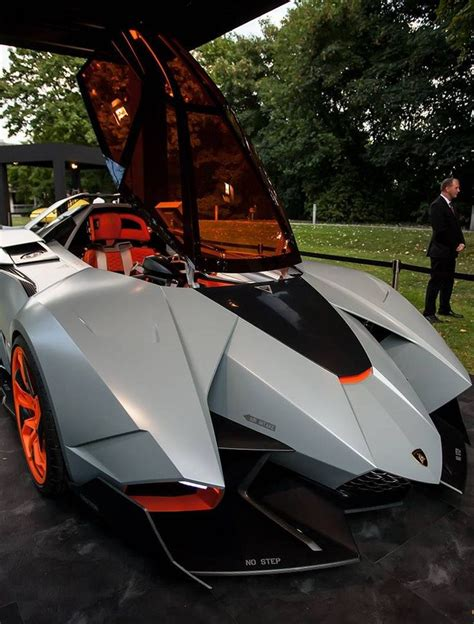 lamborghini egoista cars and concept cars
