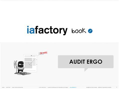 Ebook8 Audit ebook audit ergonomique 224 t 233 l 233 charger