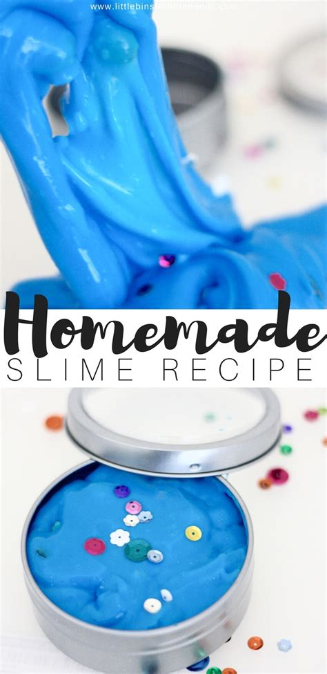 how to make slime with borax and without borax