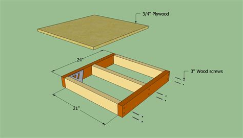 build a house plan how to build a small dog house howtospecialist how to build step by step diy plans