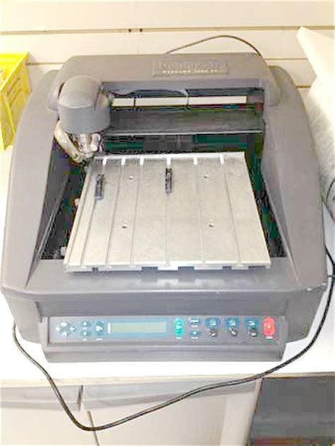 Used Dahlgren Wizzard 2000 T Engraver Engraving Machine