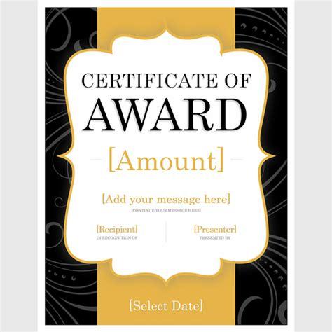 prize cards template 77 creative custom certificate design templates free