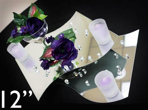 mirror centerpieces wholesale best 25 mirror wedding centerpieces ideas on