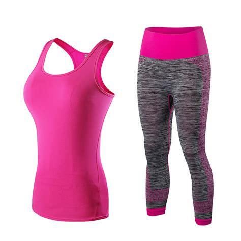 imagenes ropa fitness compra conjunto de ropa deportiva online al por mayor de