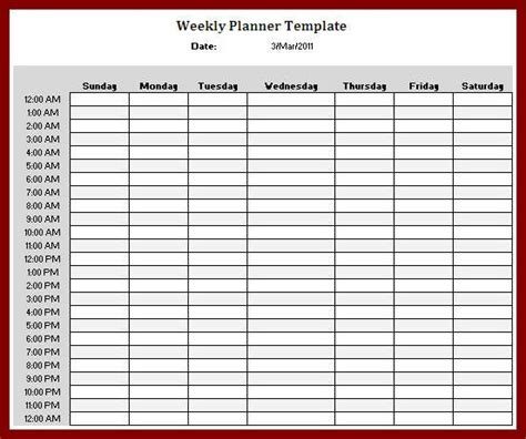 Search Results For Weekly Planner 2015 Page 2 Calendar 2015 Silica Written Exposure Plan Template