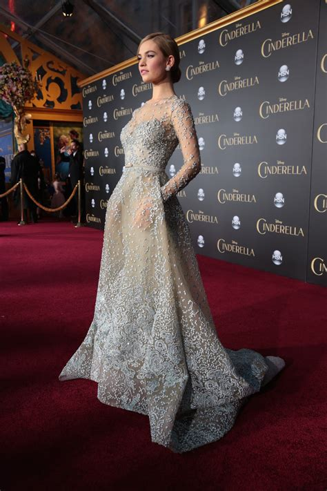 cinderella film premiere the world premiere of cinderella was just as magical as