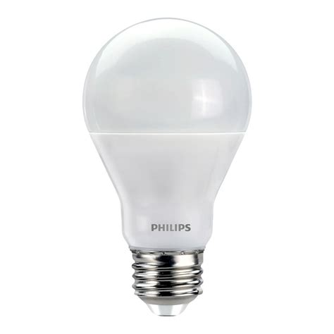 Lu Philips Warm White philips 60w equivalent soft white with warm glow a19