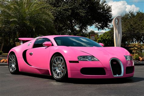 The Most Expensive Bugatti by Most Expensive Supercars 15 Flo Ridas Pink Bugatti