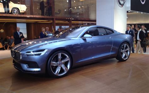 volvo concept coupe production volvo concept coupe a limited production announced