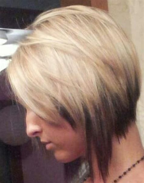 graduated bob graduated bob haircut trendy short hairstyles for women