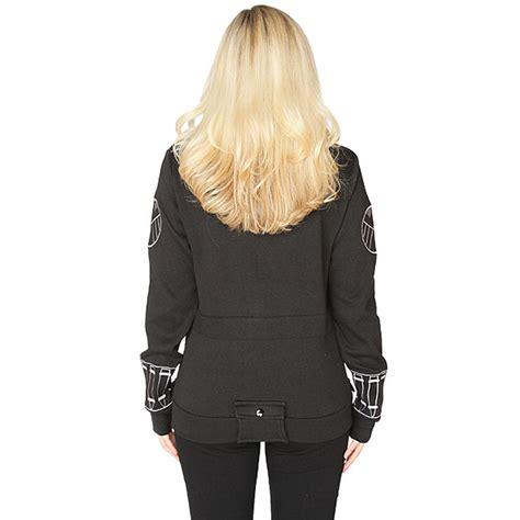 Blazer Hoodie 9301 Black 67 black widow zip up jacket thinkgeek
